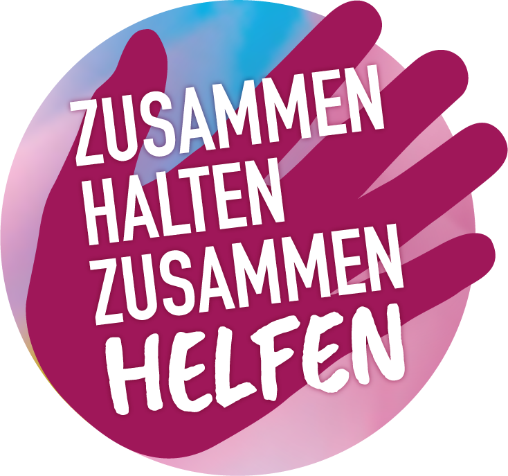 Logo Kampagne Pandemiebewältigung